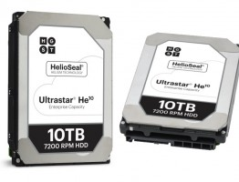 10 Terabytes HDD