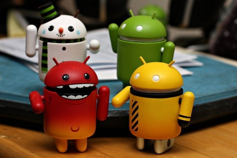 Android affected by malware