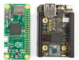 Zero Raspberry Pi vs CHIP