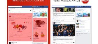 Facebook and AdBlock