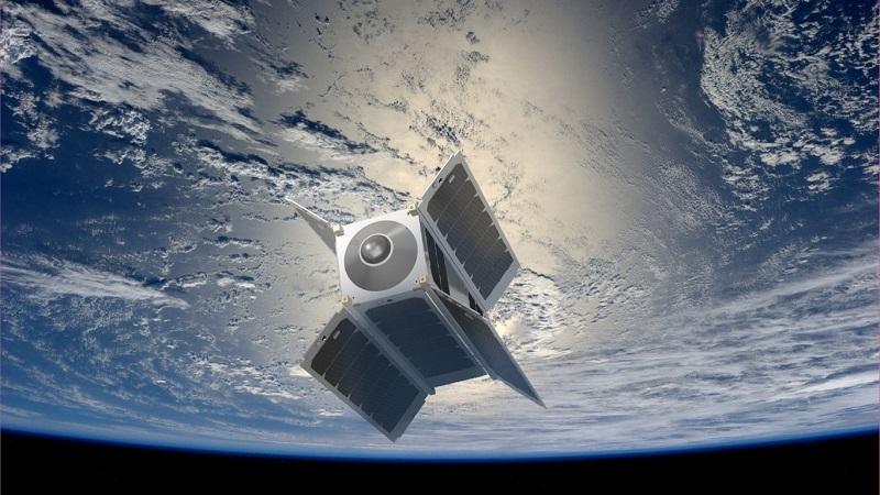 Satellite camera