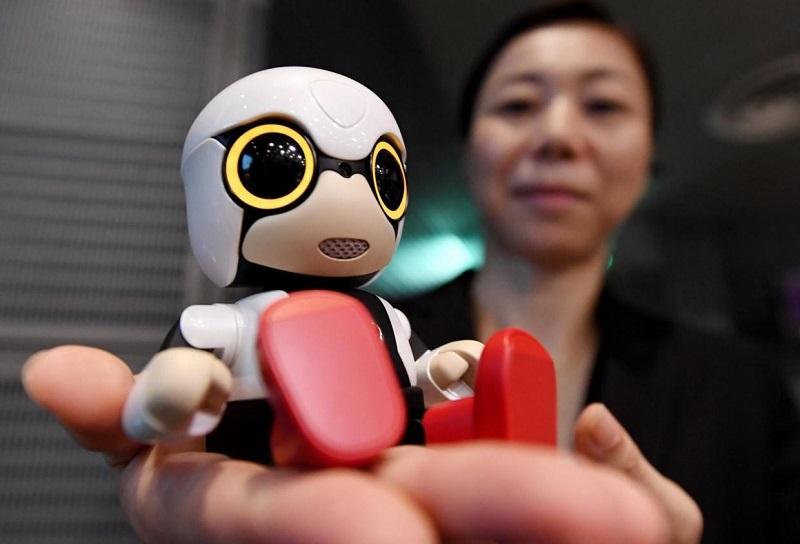 Japanese baby-robot