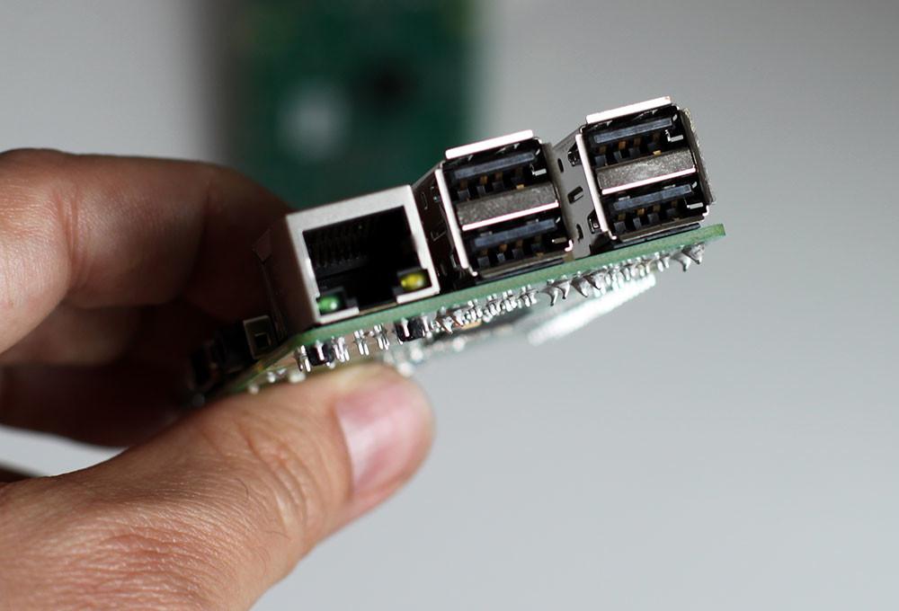 Raspberry Pi 3 Model B +