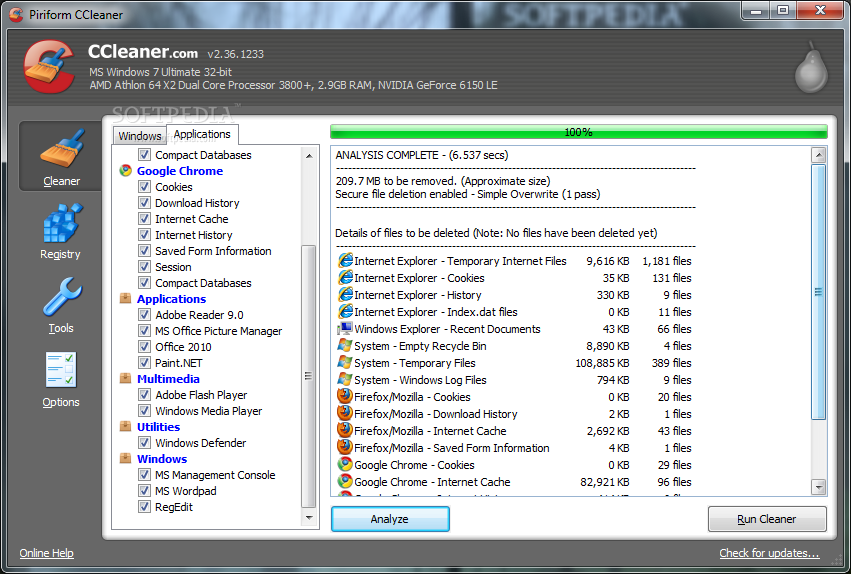ccleaner review windows 10
