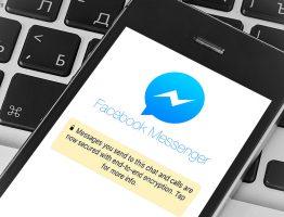 Encrypt conversations on Facebook